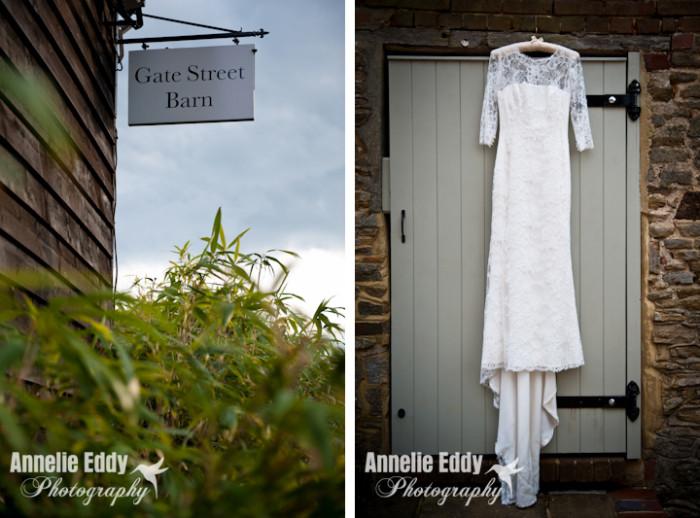 Gate Street Barn Wedding - 1