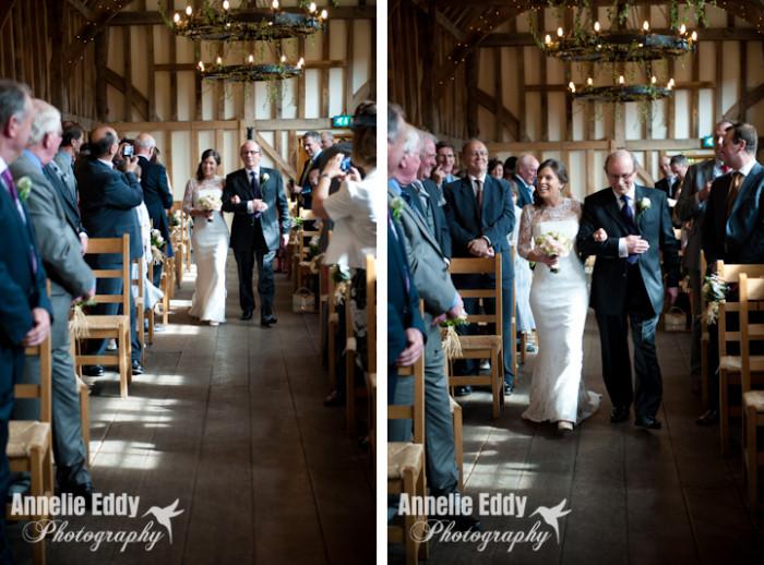 Gate Street Barn Wedding - 6