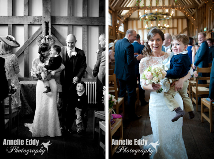 Gate Street Barn Wedding - 8