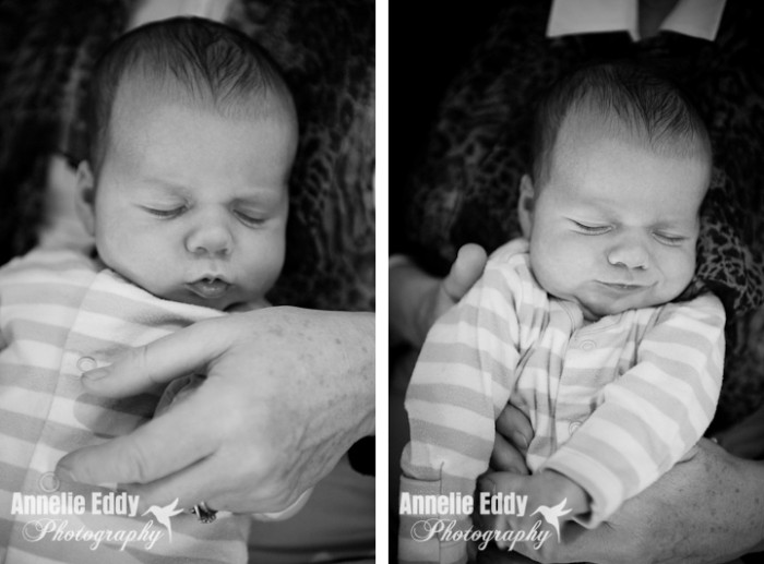 London Newborn Portrait