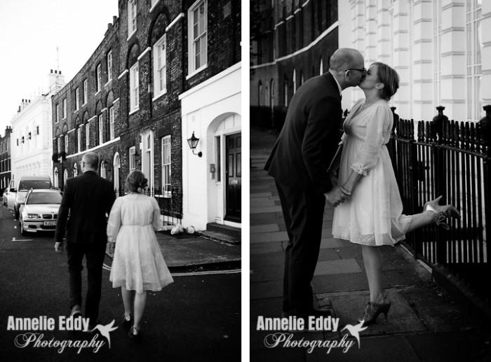 Marylebone Registry Office Wedding 3