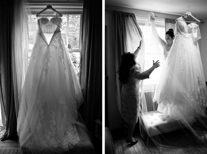 Lyne Village Hall Wedding-1