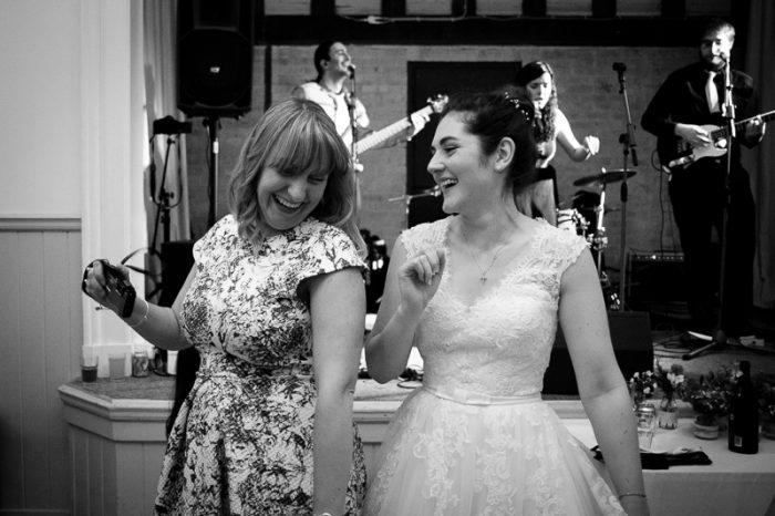 Lyne Village Hall Wedding-9355