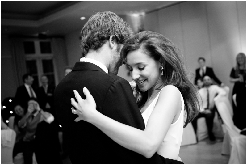 Bride and groom dancing at Hurlingham Club Wedding, Annelie Eddy Photography