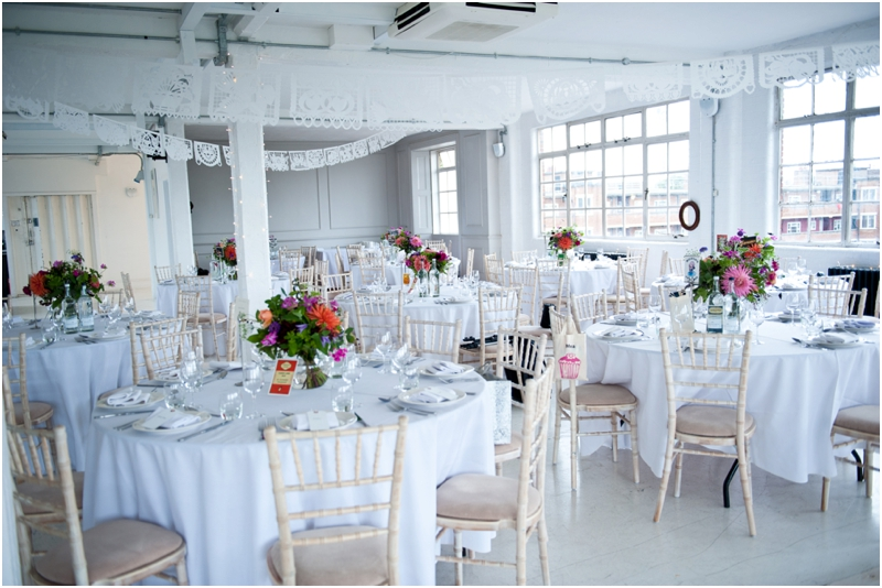 Affordable London wedding venues - Wimbourne House, Unique and Affordable London Wedding Venues