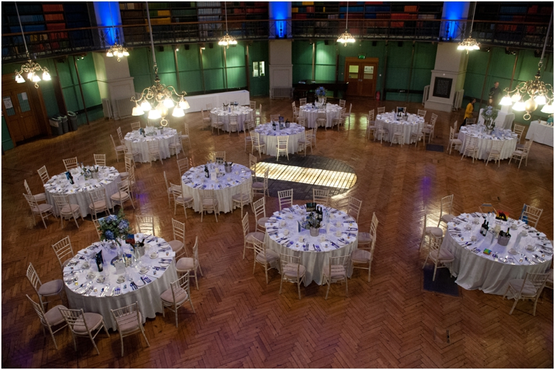 Affordable London wedding venues - Queen Mary University
