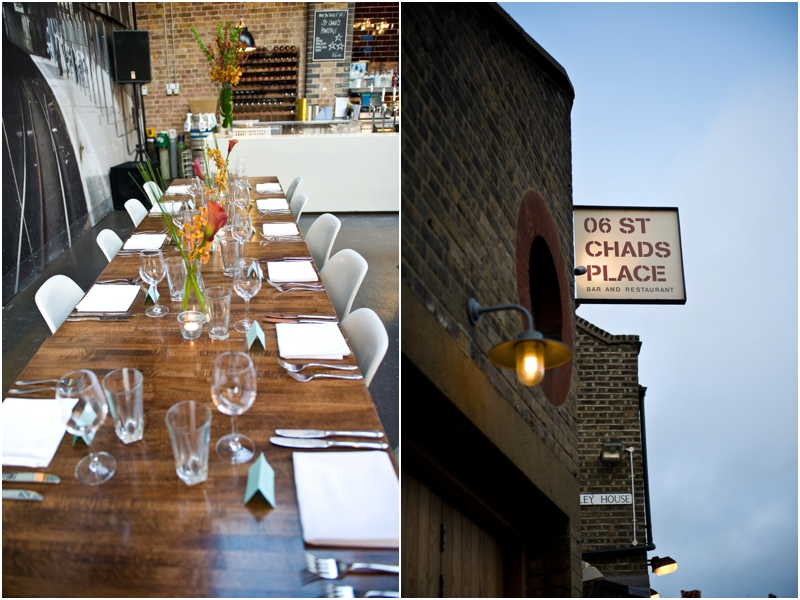 Affordable London wedding venues - 06 St Chad's Place