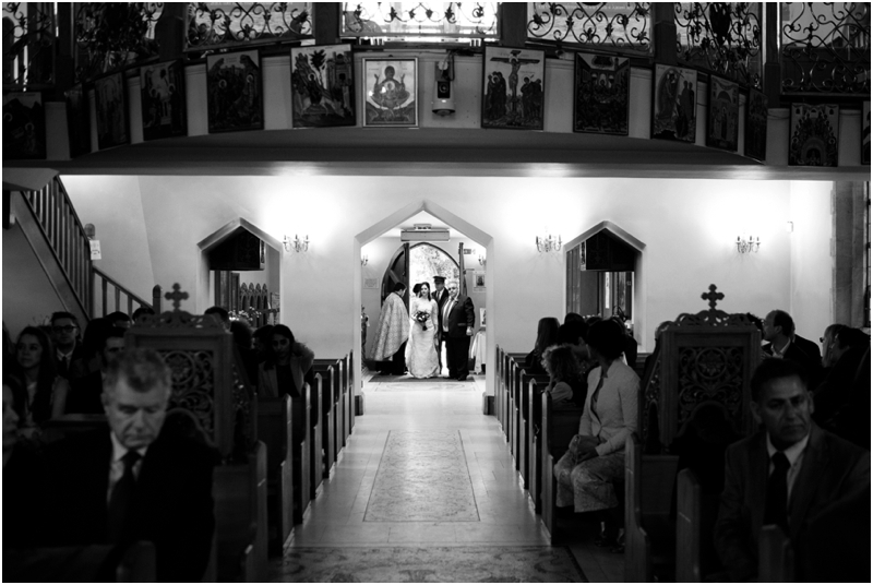 Wedding at The Twelve Apostles Greek Orthodox Church, Hatfield, Annelie Eddy Photography