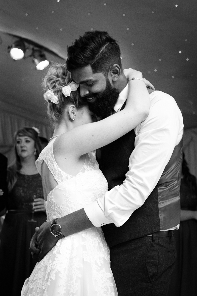 First dance at Noke Hotel St Albans