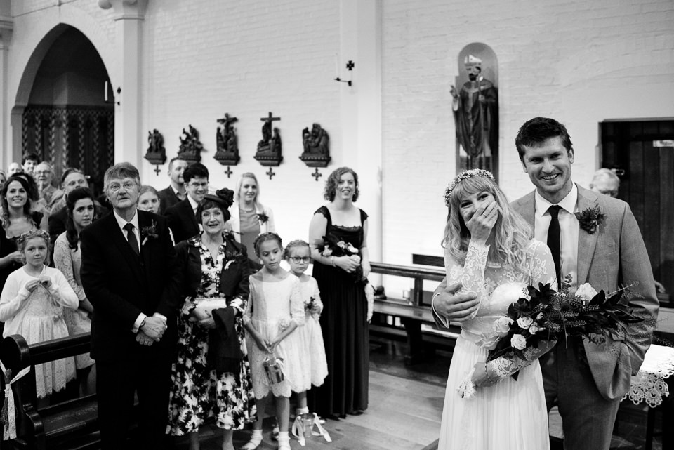 London Warehouse Wedding-174