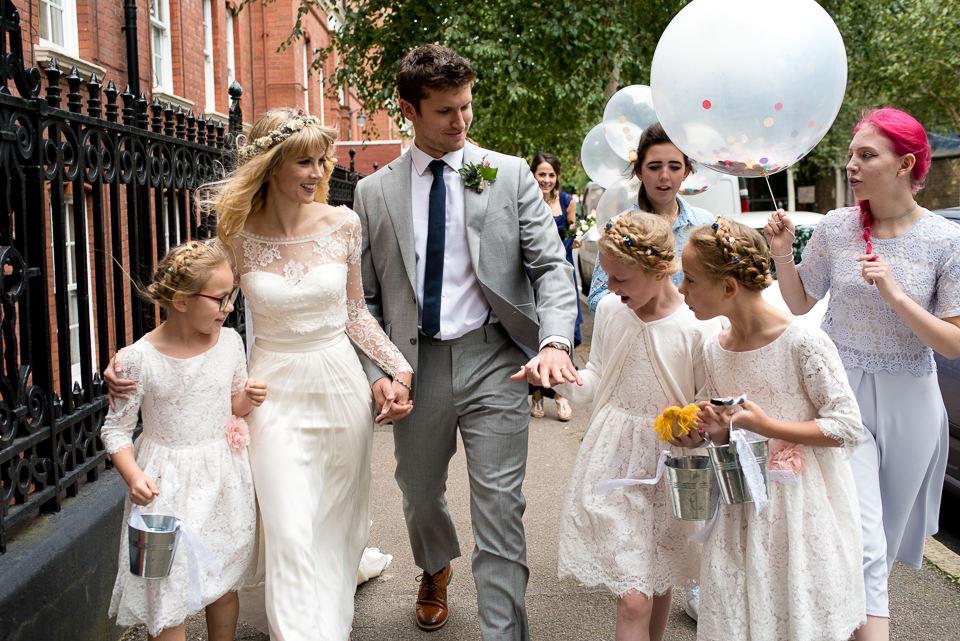 London Warehouse Wedding-223