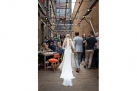 London Warehouse Wedding-284a