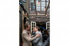 London Warehouse Wedding-316a