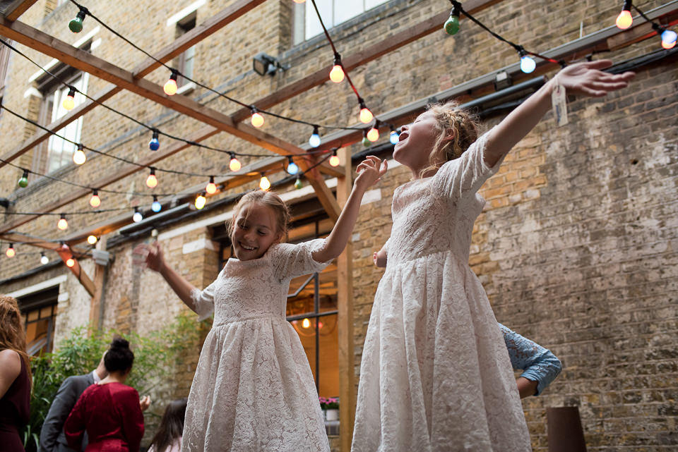 London Warehouse Wedding-412