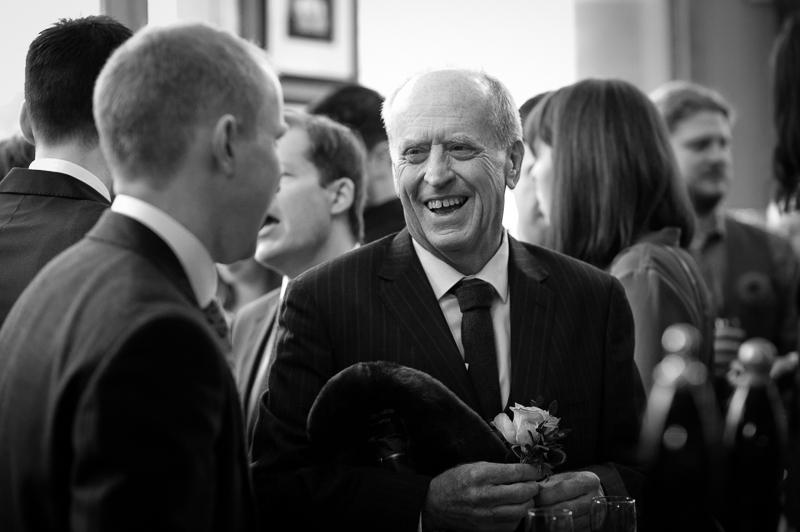 Father of the bride at Londesborough Pub