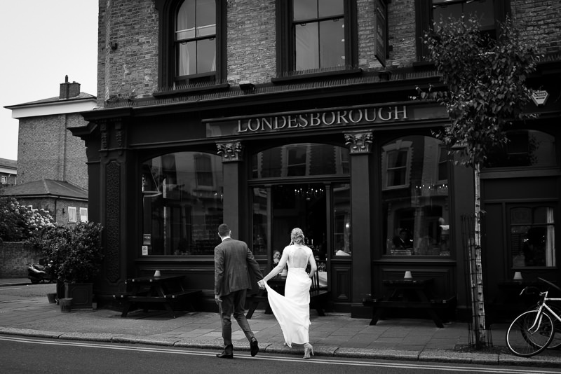 Londesborough Pub wedding