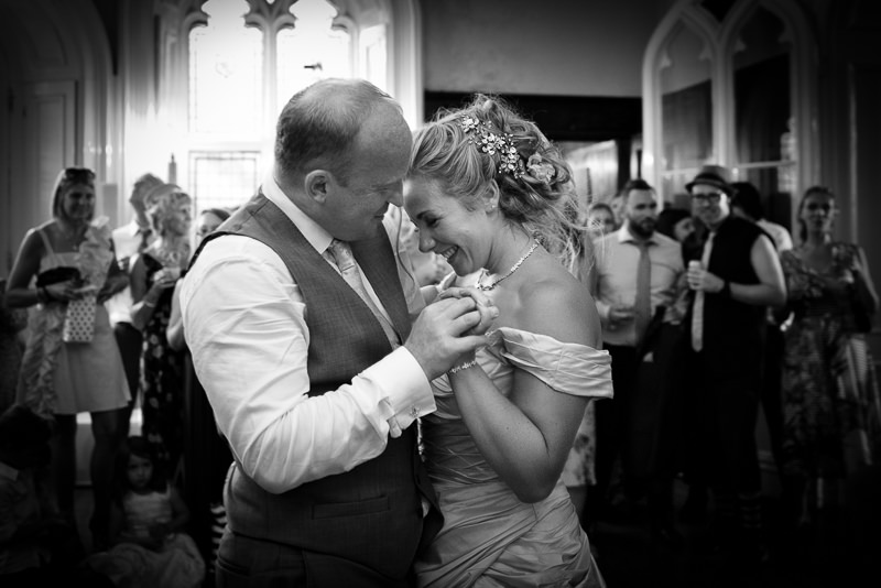 First dance at Chiddingstone Castle