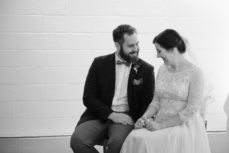 Humanist wedding at Holburn Studios
