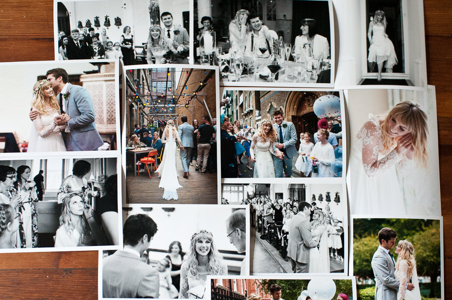 Tips for printing wedding photos