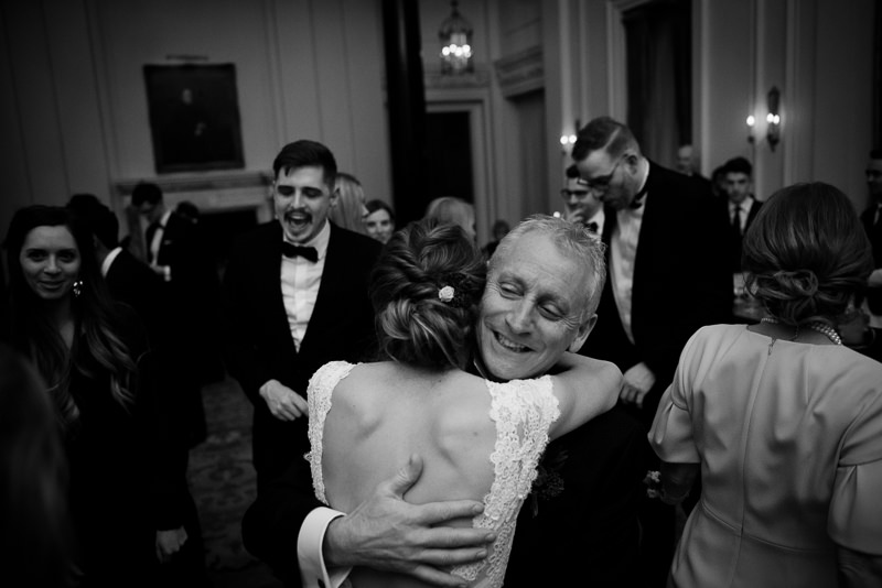 Bride dances with father at The Ned Hotel wedding
