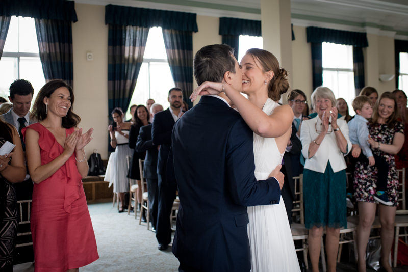 Wedding ceremony at QMUL