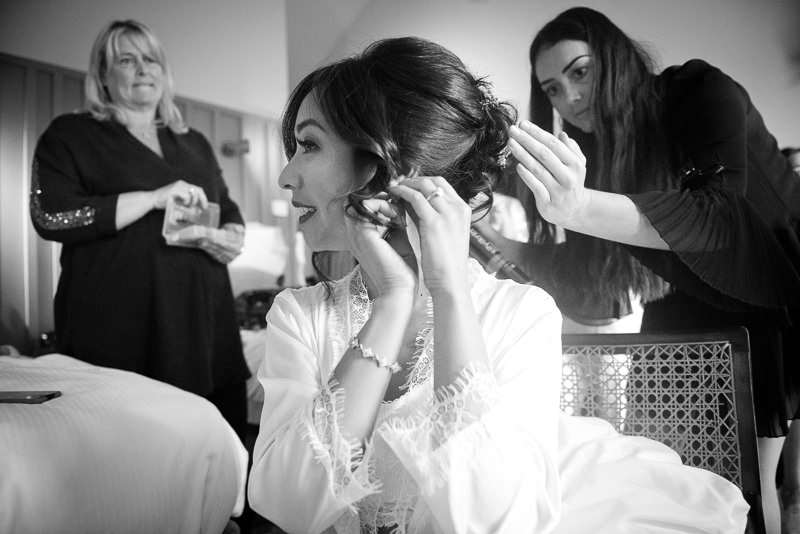 Bridal Preparations at the Welldiggers Arms