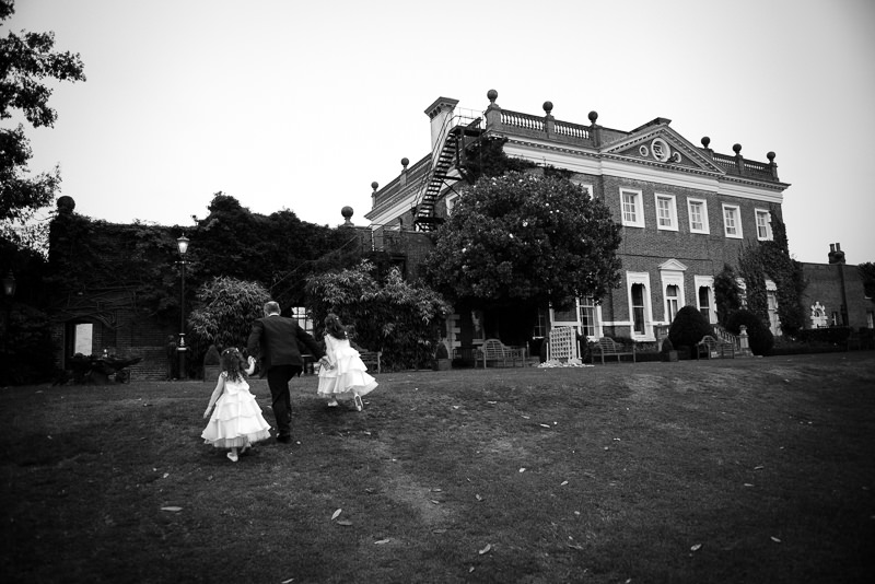 Boreham House wedding