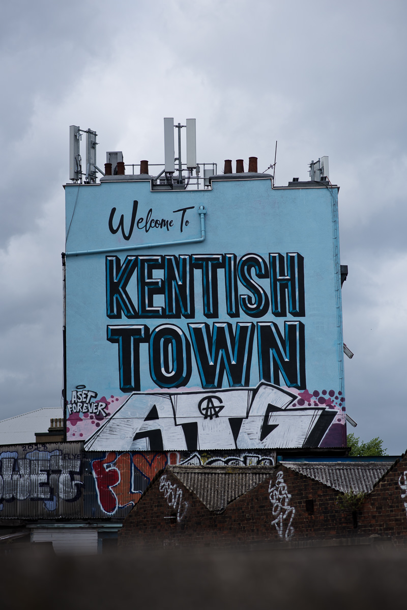 Kentish Town Graffiti