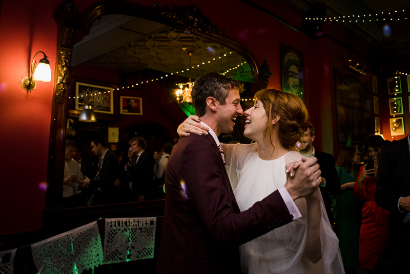 First Dance at The Peasant Clerkenwell